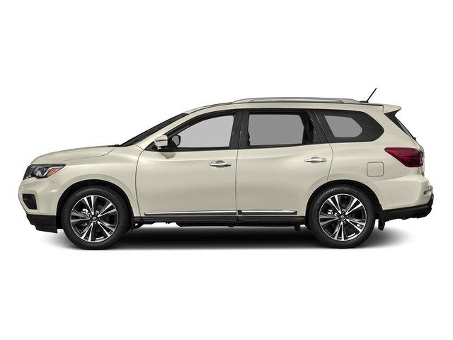 Certified Pre-Owned 2017 Nissan Pathfinder Platinum