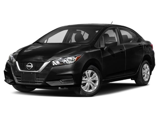 New 2021 Nissan Versa S