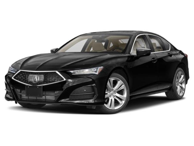 New 2021 Acura TLX w/Technology Package