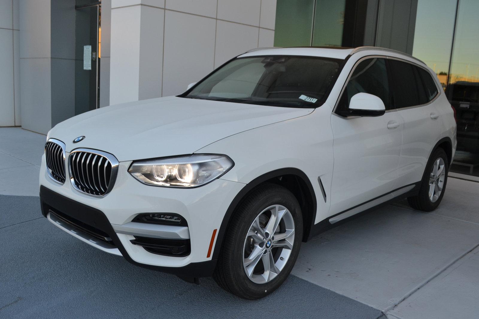New 2021 BMW X3 sDrive30i