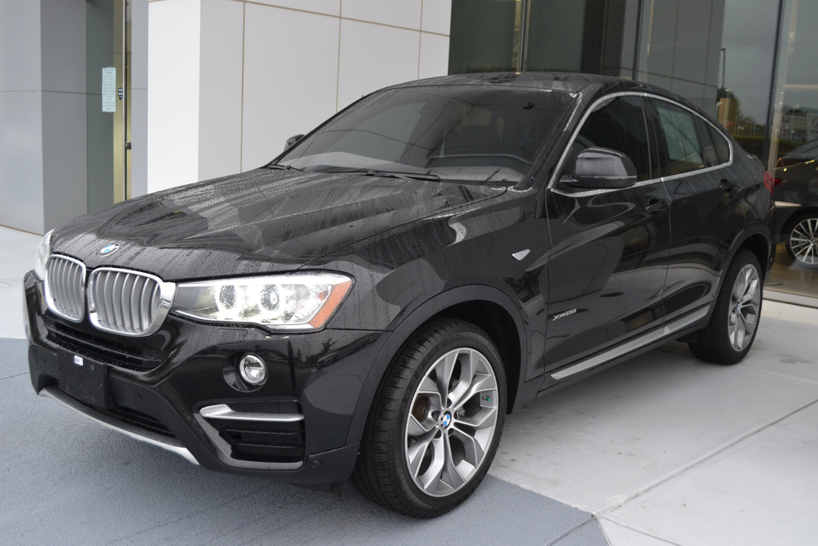 Certified Pre-Owned 2018 BMW X4 xDrive28i