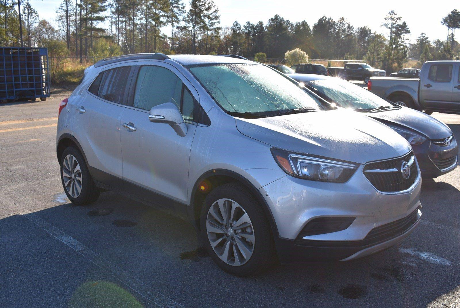 Pre-Owned 2019 Buick Encore Preferred