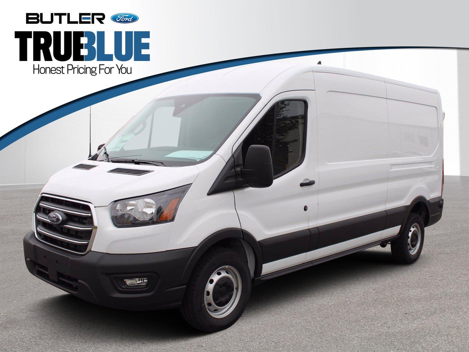 New 2020 Ford Transit Cargo Van
