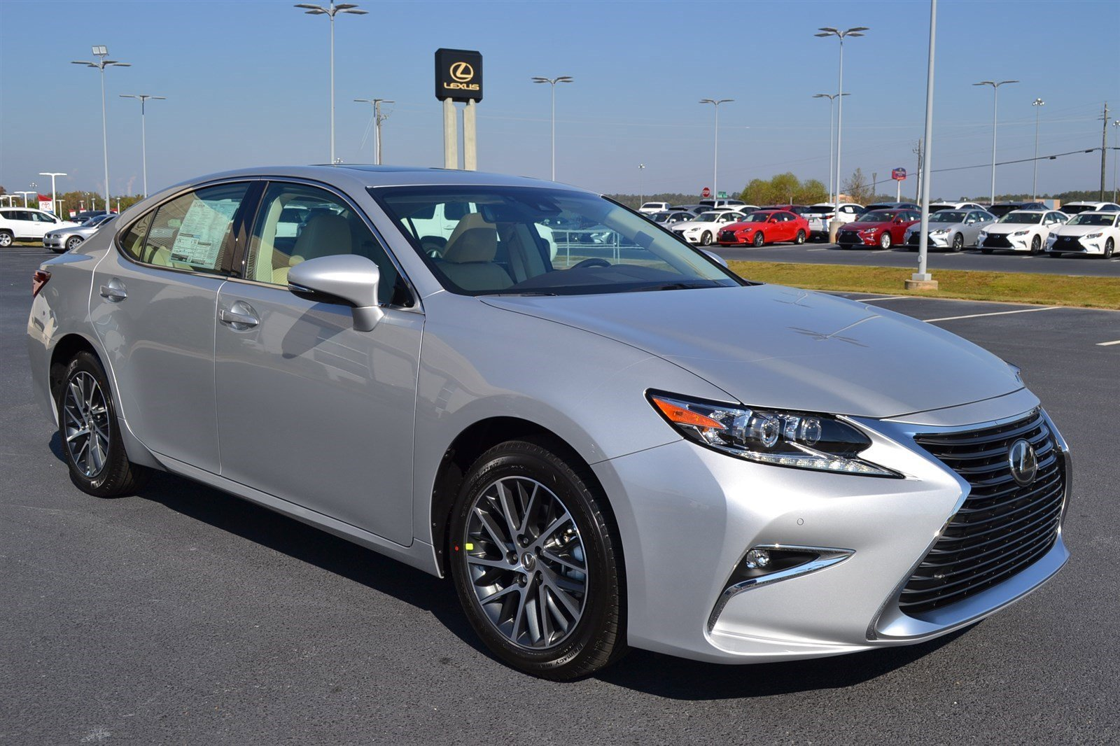 New 2017 Lexus ES ES 350
