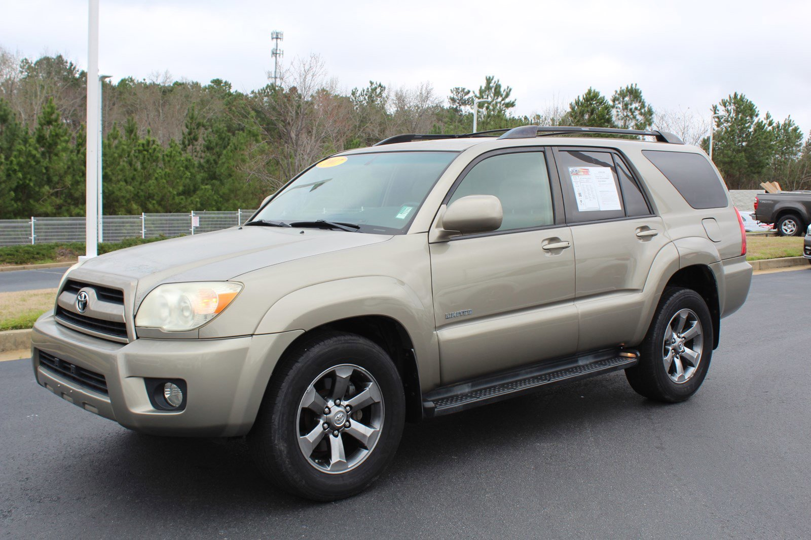 Pre-Owned 2007 Toyota 4Runner Limited