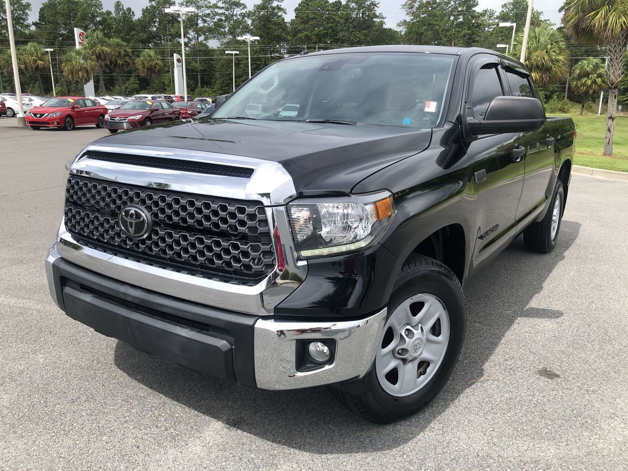 Certified Pre-Owned 2018 Toyota Tundra 2WD SR5 Crewmax