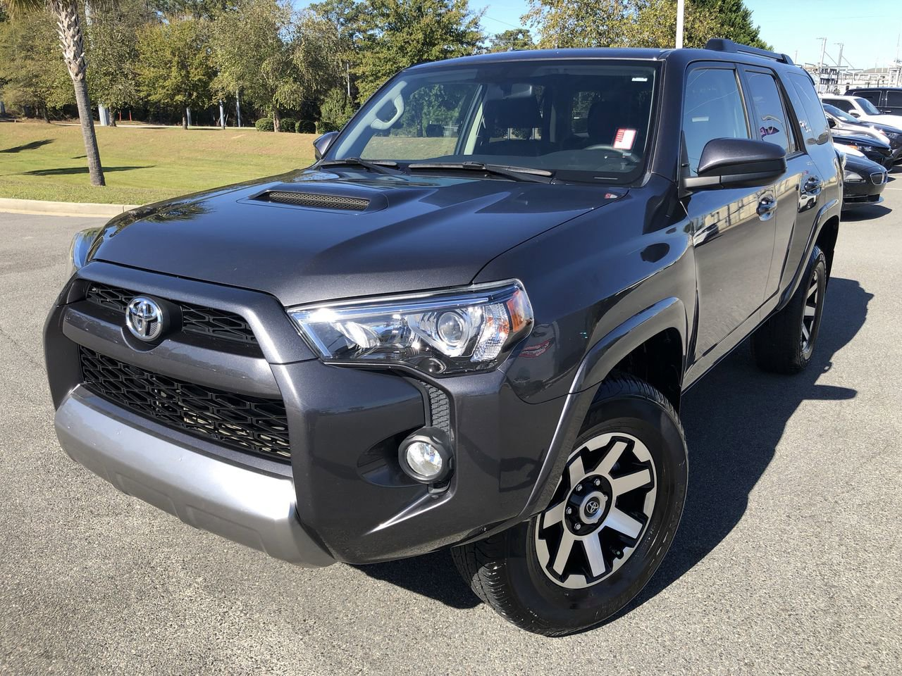 Certified Pre-Owned 2019 Toyota 4Runner TRD Off Road 4WD