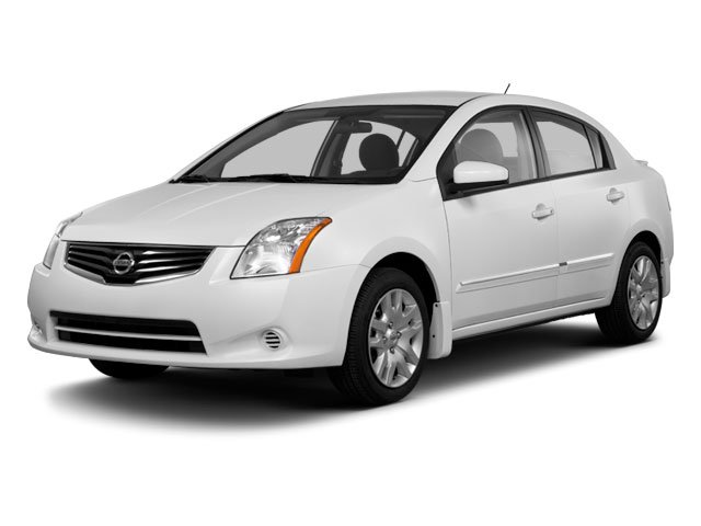 Pre-Owned 2012 Nissan Sentra 2.0 S