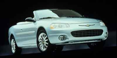 Pre-Owned 2002 Chrysler Sebring Limited