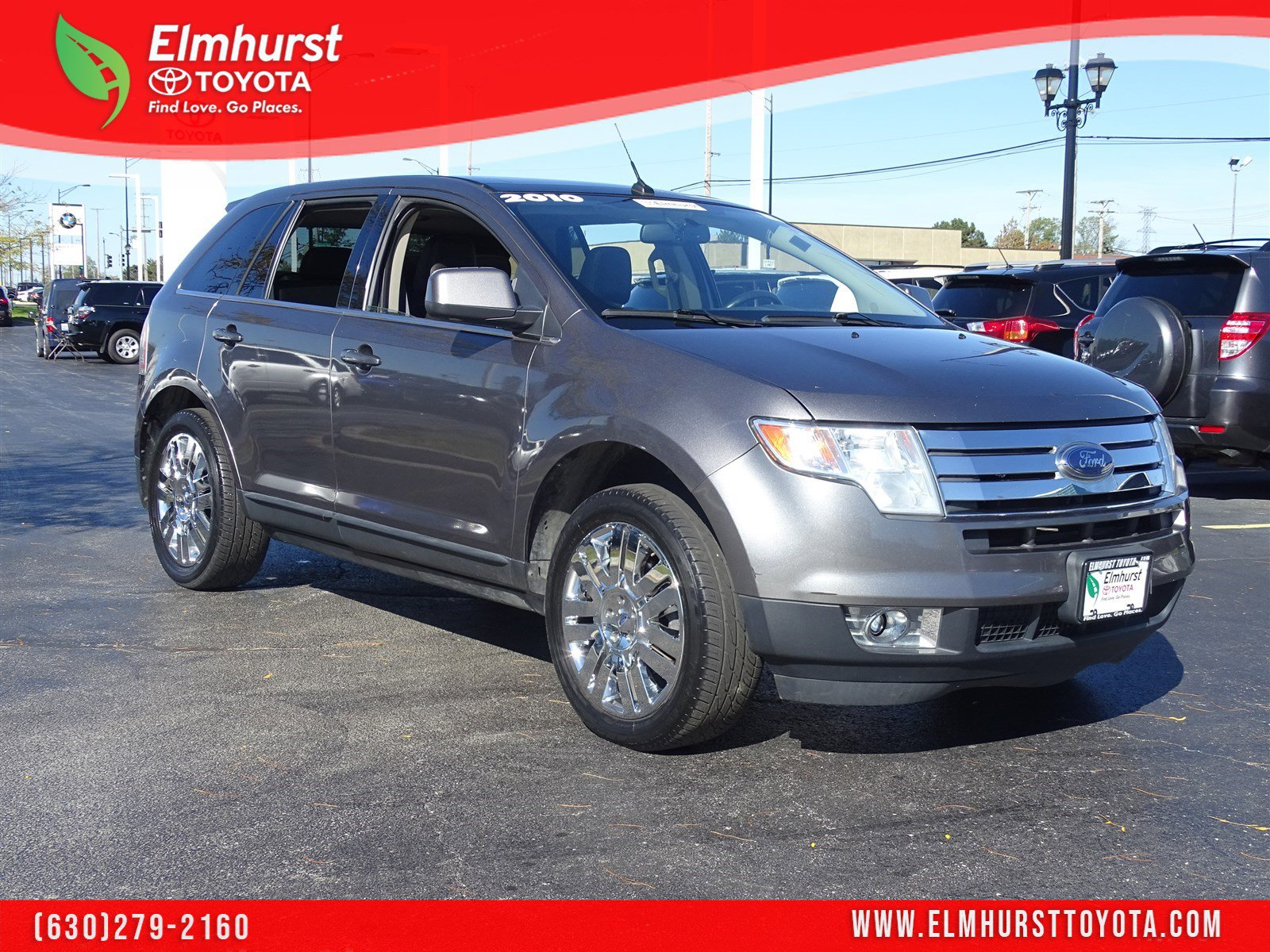 Pre Owned 2010 Ford Edge Limited