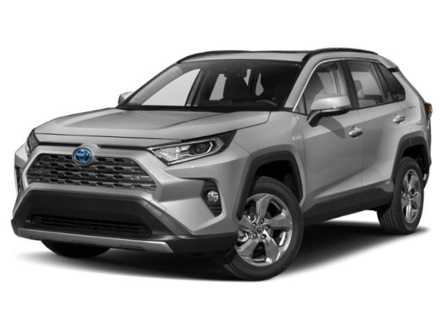 New 2019 Toyota RAV4 Hybrid Limited