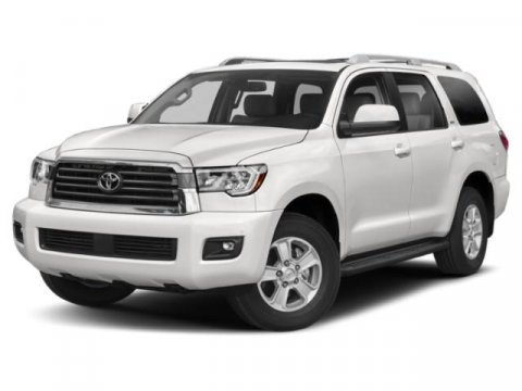 Certified Pre-Owned 2018 Toyota Sequoia SR5 Murray: Toyota