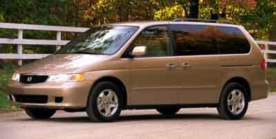Pre-Owned 2001 Honda Odyssey EX Provo: Ford Lincoln