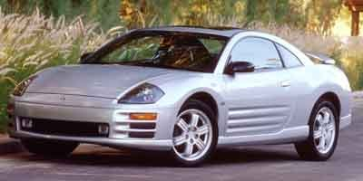Pre-Owned 2001 Mitsubishi Eclipse GT