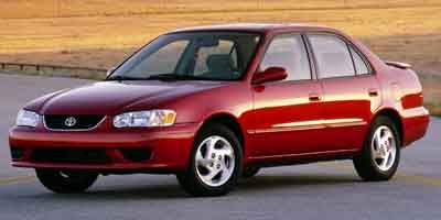 Pre-Owned 2001 Toyota Corolla CE