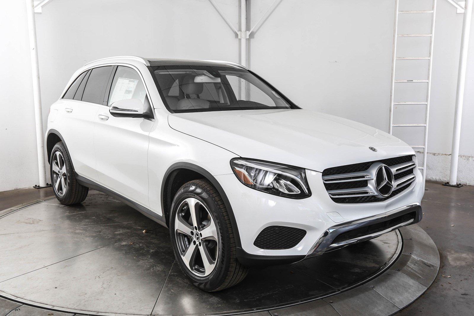 Pre-Owned 2019 Mercedes-Benz GLC GLC 300