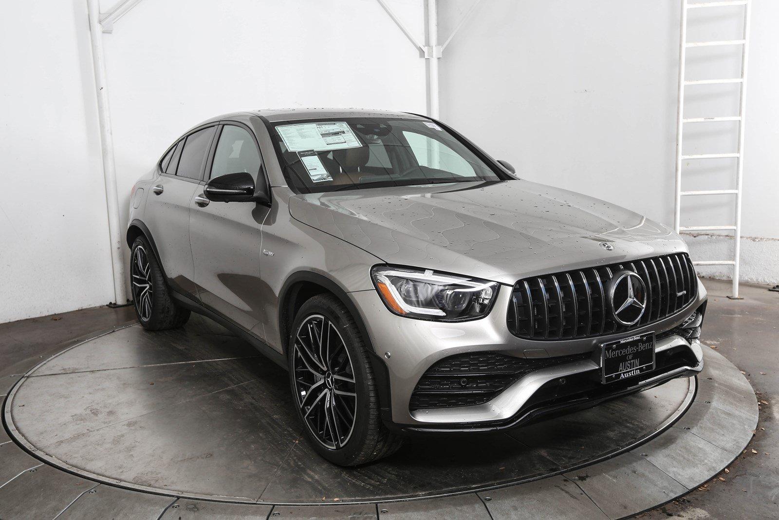 New 2020 Mercedes-Benz GLC AMG® GLC 43 4MATIC® Coupe