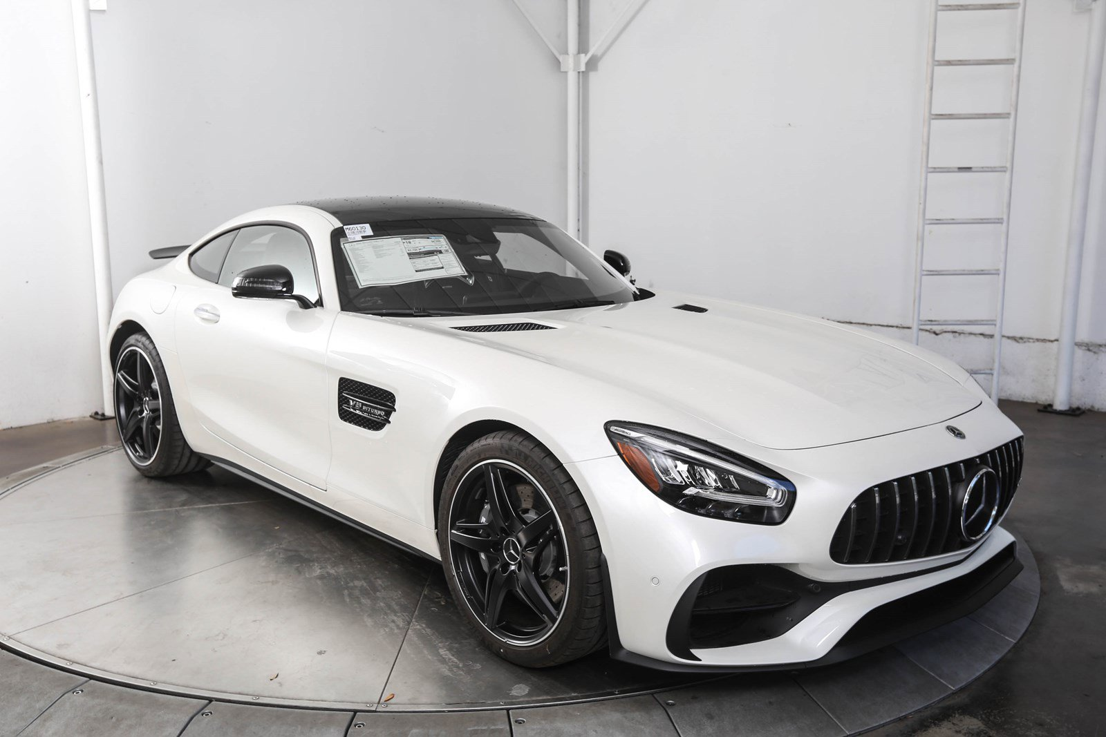 Mercedes Benz Amg Gt >> New 2020 Mercedes Benz Amg Gt Amg Gt With Navigation