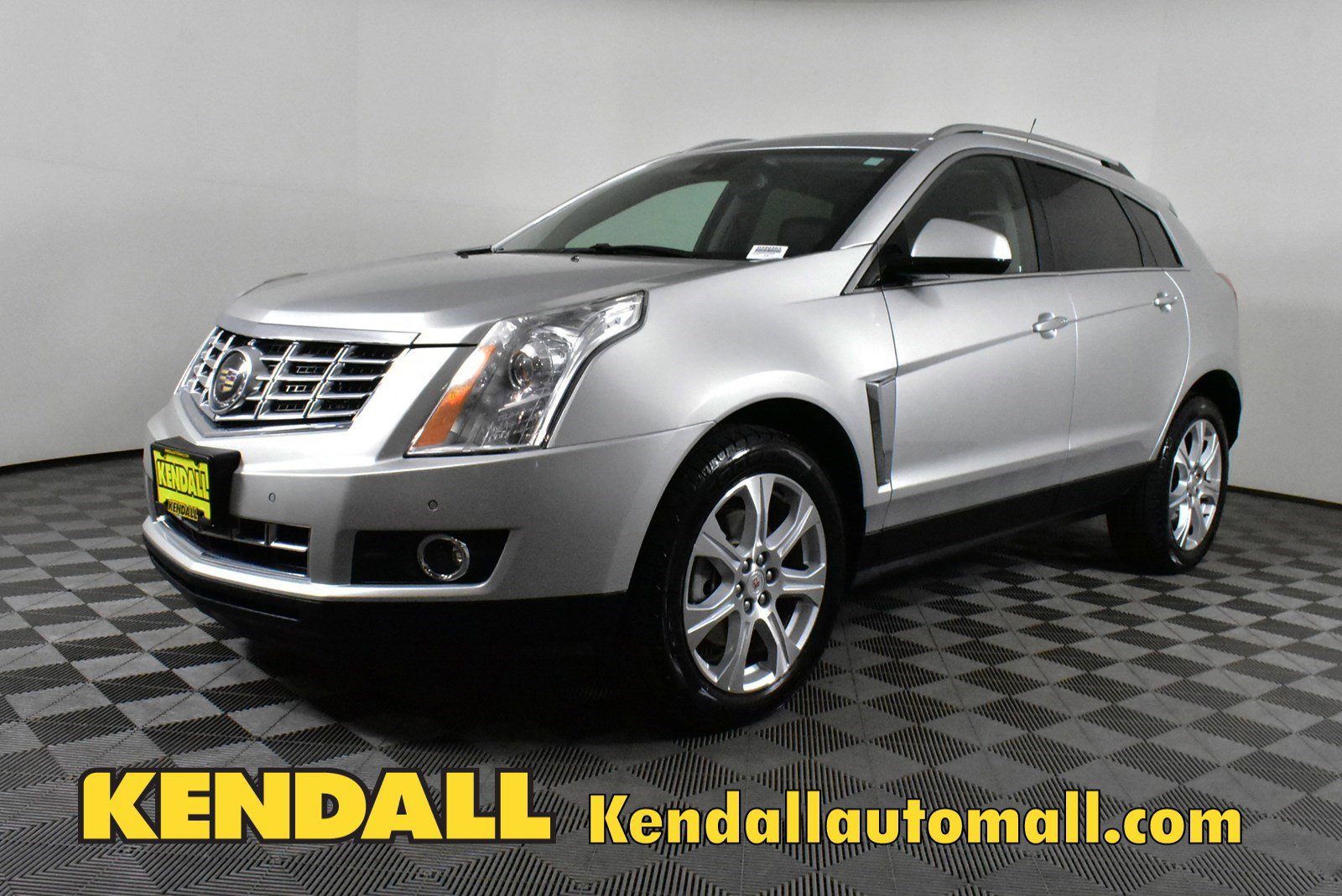 Pre-Owned 2015 Cadillac SRX Premium CollectionFWD