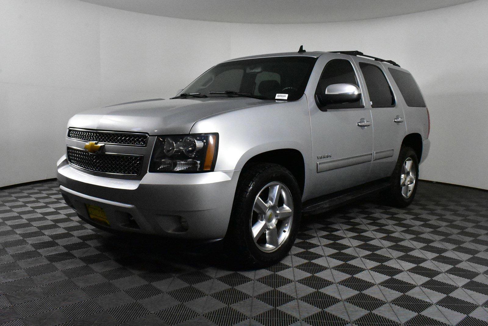 Pre-Owned 2012 Chevrolet Tahoe LS