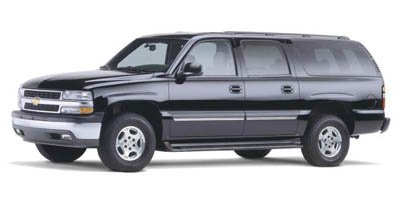 Pre-Owned 2005 Chevrolet Suburban LS