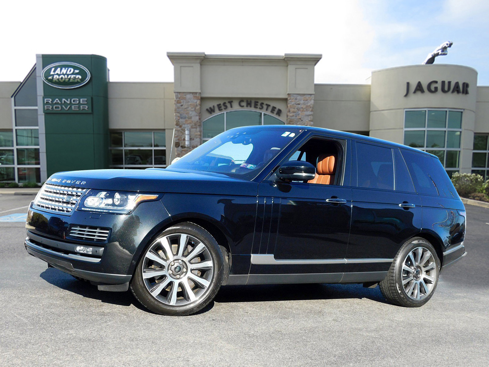 Certified Pre-Owned 2017 Land Rover Range Rover Autobiography
