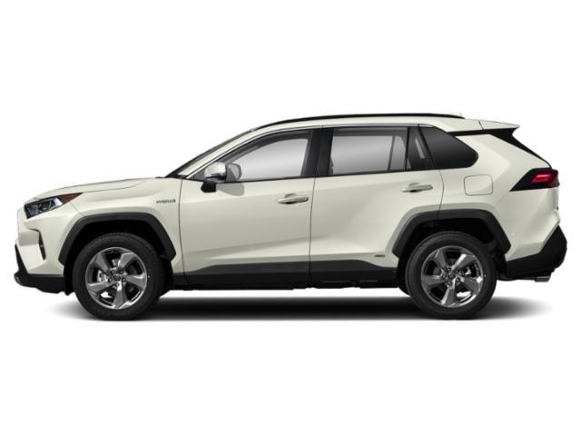 New 2020 Toyota RAV4 Hybrid Limited