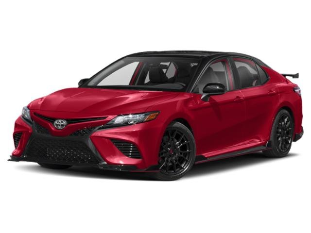 New 2020 Toyota Camry TRD V6