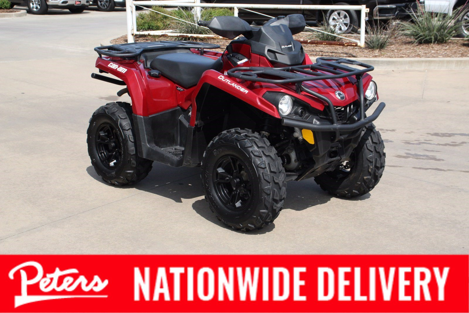 Pre-Owned 2019 Can-Am OUTLANDER XT 570