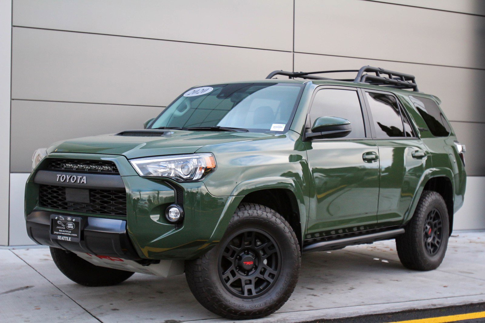 Pre Owned 2020 Toyota 4runner Trd Pro Sport Utility In Lynnwood 11508 Land Rover Seattle