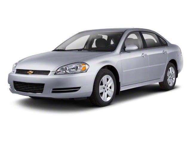 New Chevrolet Impala LTZ