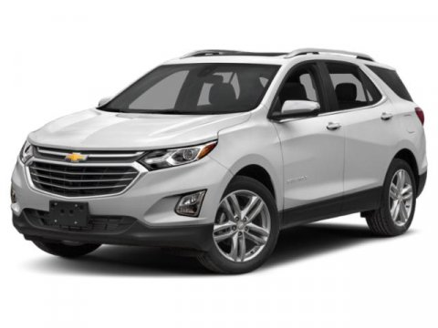 Pre-Owned 2019 Chevrolet Equinox Premier Murray: Chevrolet