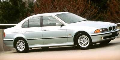 Pre-Owned 1998 BMW 5 Series 528iA Murray: Honda