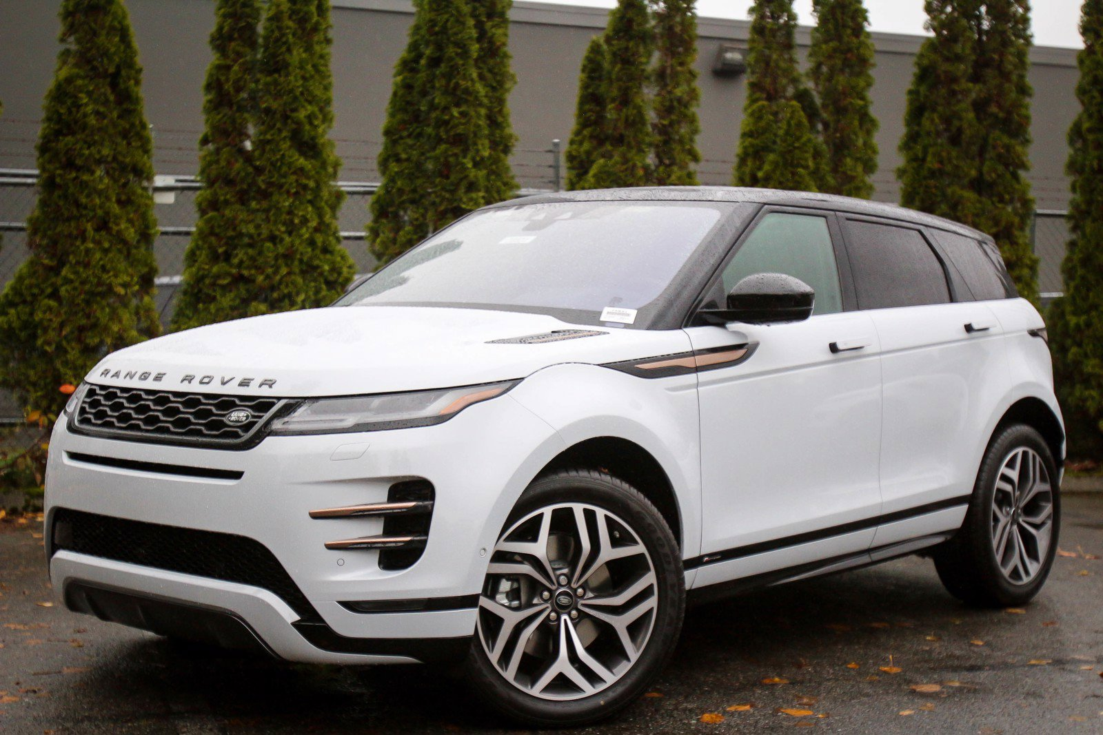 New 2020 Land Rover Range Rover Evoque First Edition