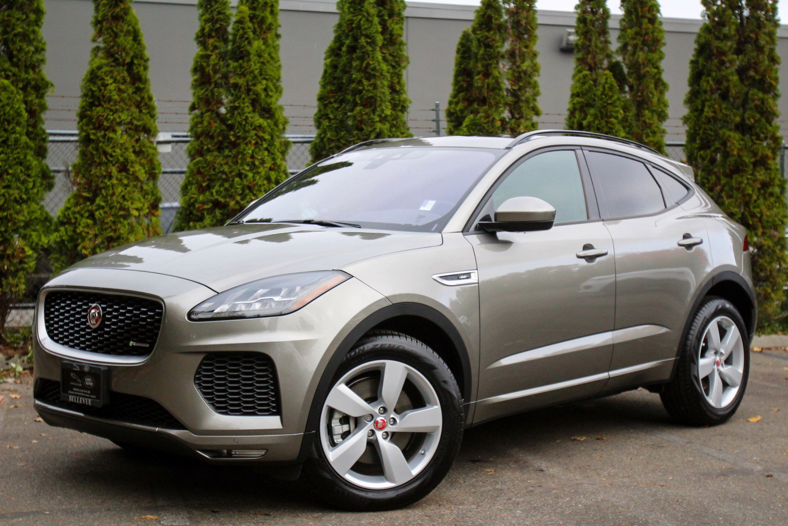 Pre-Owned 2020 Jaguar E-PACE R-Dynamic SE