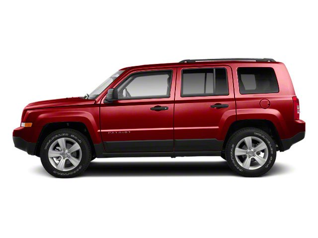 Certified Pre-Owned 2012 Jeep Patriot Sport