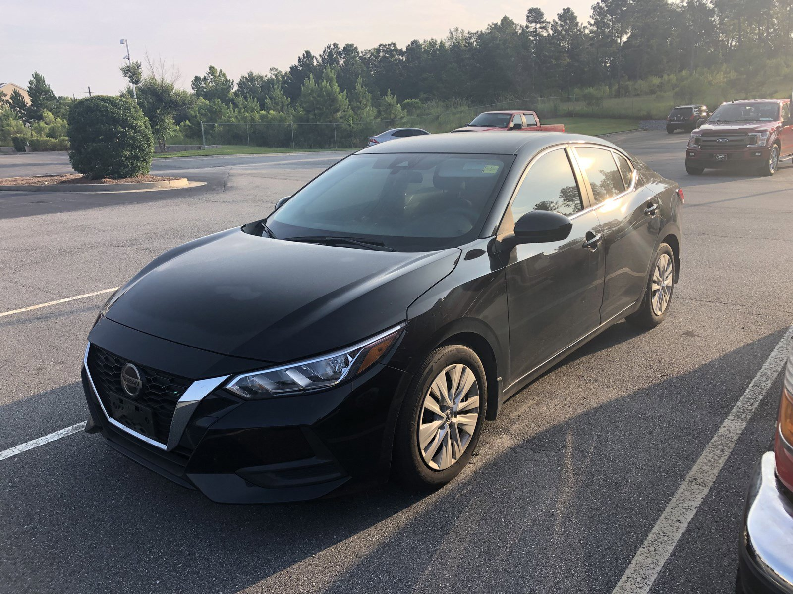 Pre-Owned 2020 Nissan Sentra S