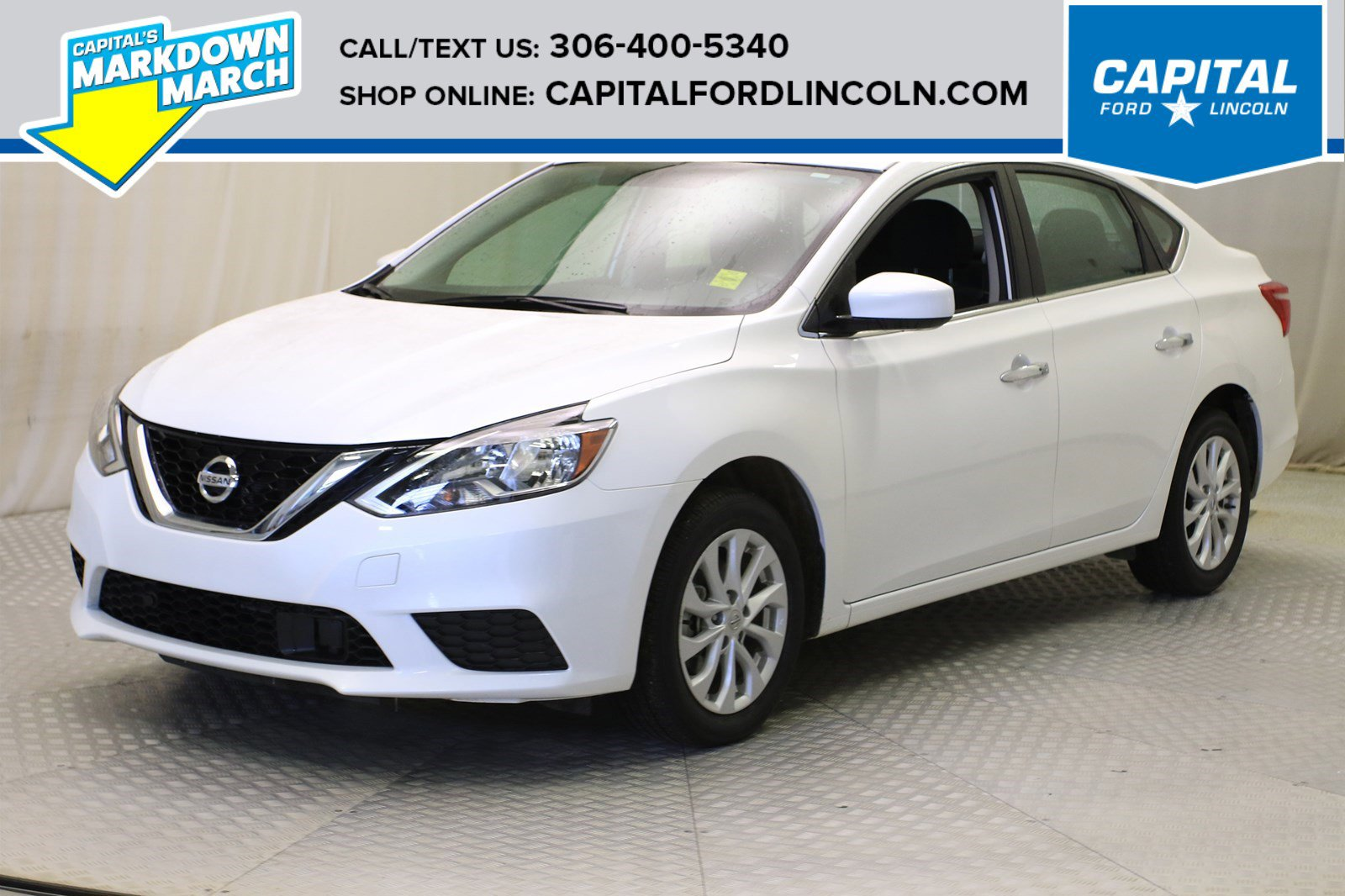 Pre-Owned 2019 Nissan Sentra