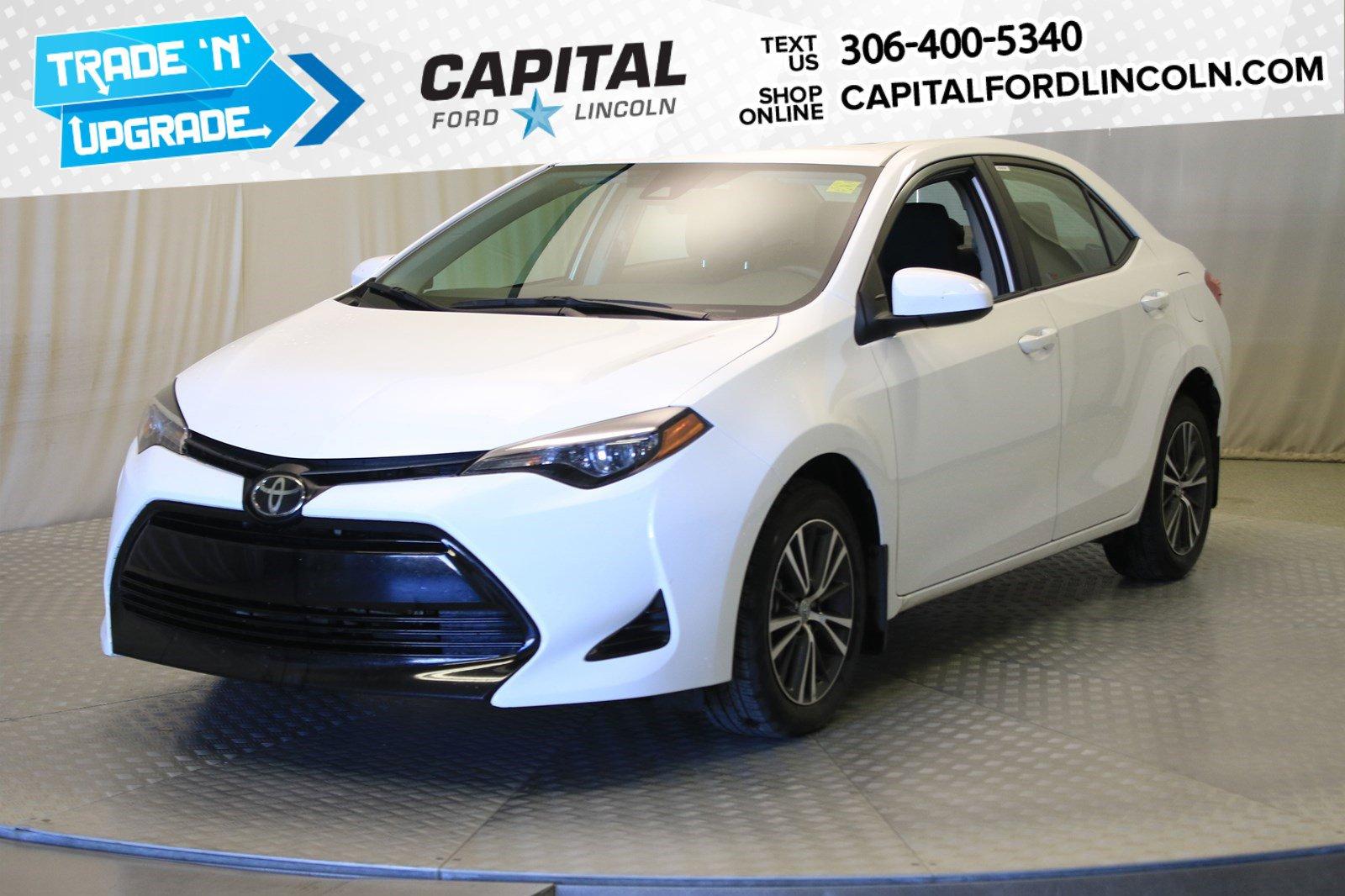Pre-Owned 2019 Toyota Corolla LE | Sunroof |