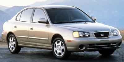 Pre-Owned 2001 Hyundai Elantra GLS
