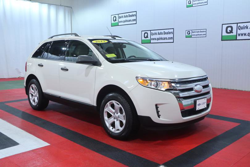 Pre-Owned 2013 Ford Edge SE AWD