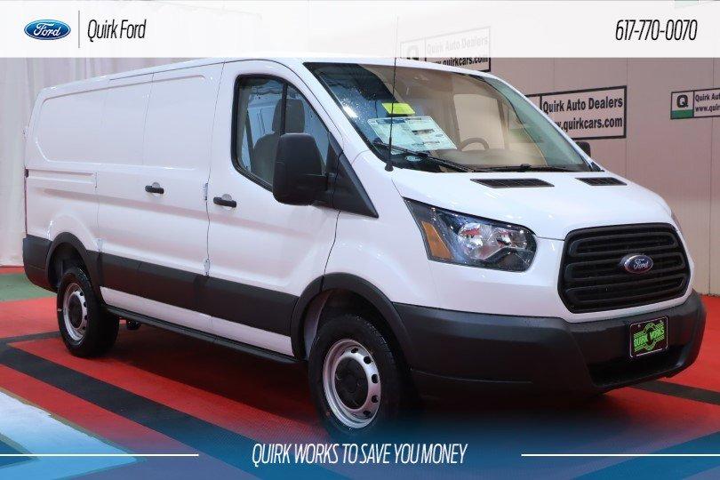 New 2019 Ford Transit Van Base w/60/40 Pass-Side Cargo Doors