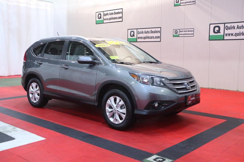 Pre-Owned 2014 Honda CR-V EX-L AWD