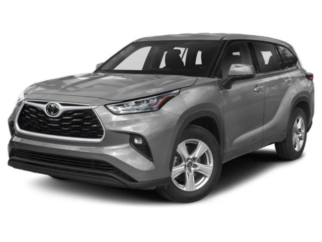 New 2021 Toyota Highlander LE FWD