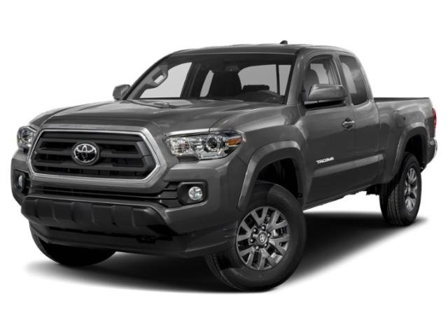 New 2021 Toyota Tacoma SR Double Cab 5' Bed V6 AT