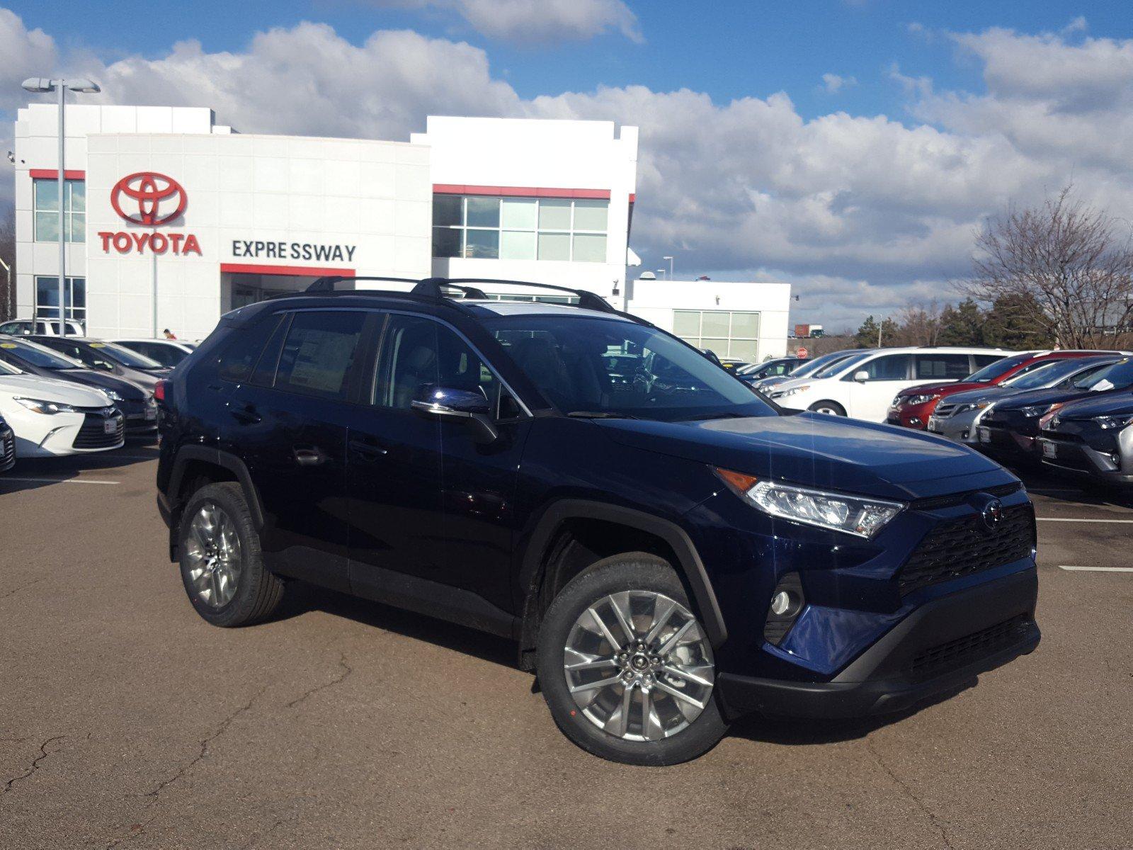 New 2020 Toyota Rav4 XLE PREM