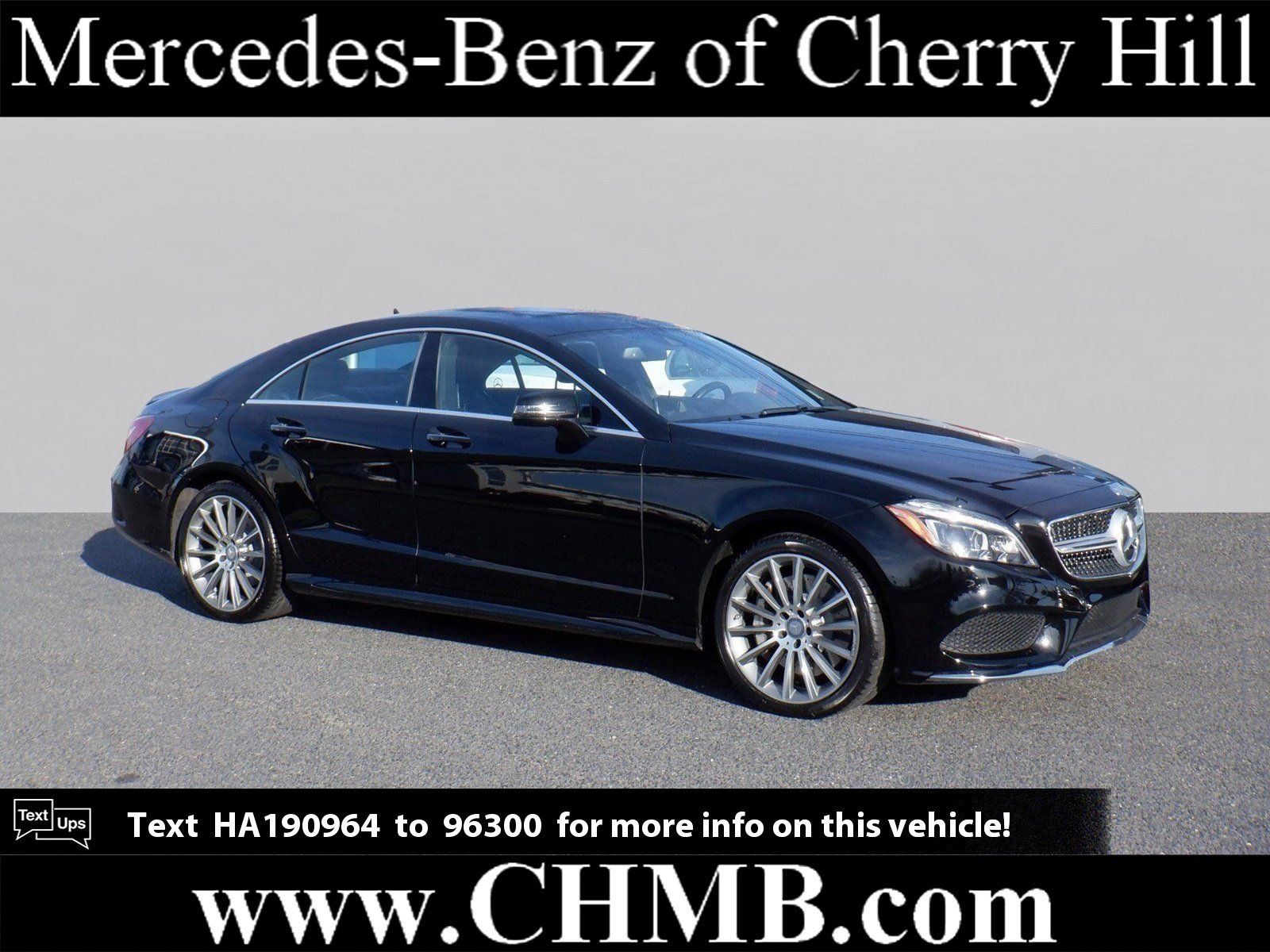 Certified Pre-Owned 2017 Mercedes-Benz CLS CLS 550