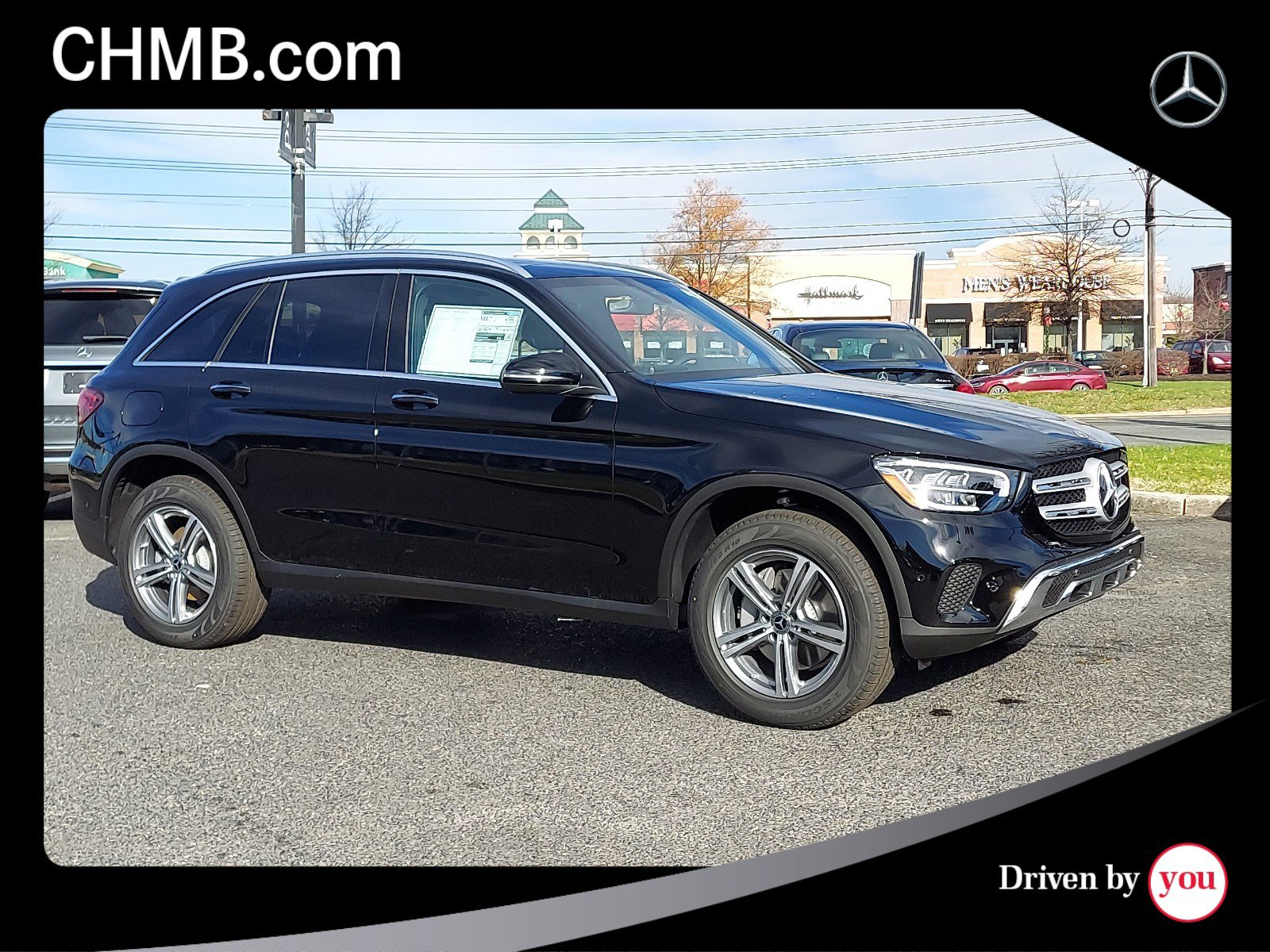 New 2021 Mercedes-Benz GLC GLC 300 4MATIC Sport Utility