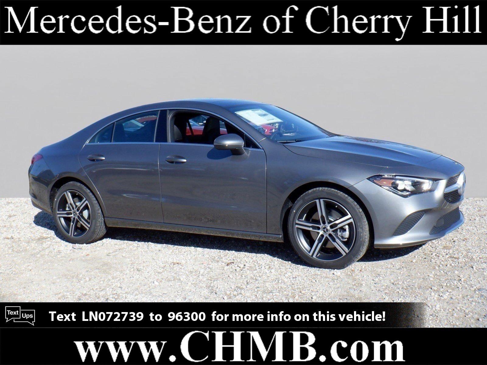 Pre-Owned 2020 Mercedes-Benz CLA CLA 250