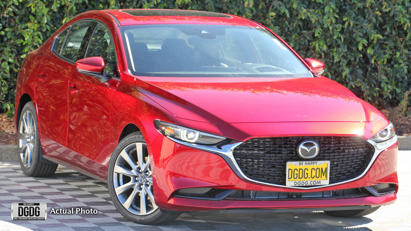 New 2021 Mazda3 Sedan Premium